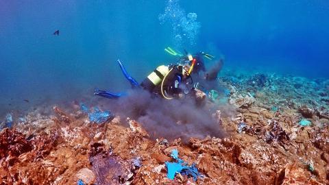 που χρονολογούνται από τους κοραλλιογενείς υφάλους