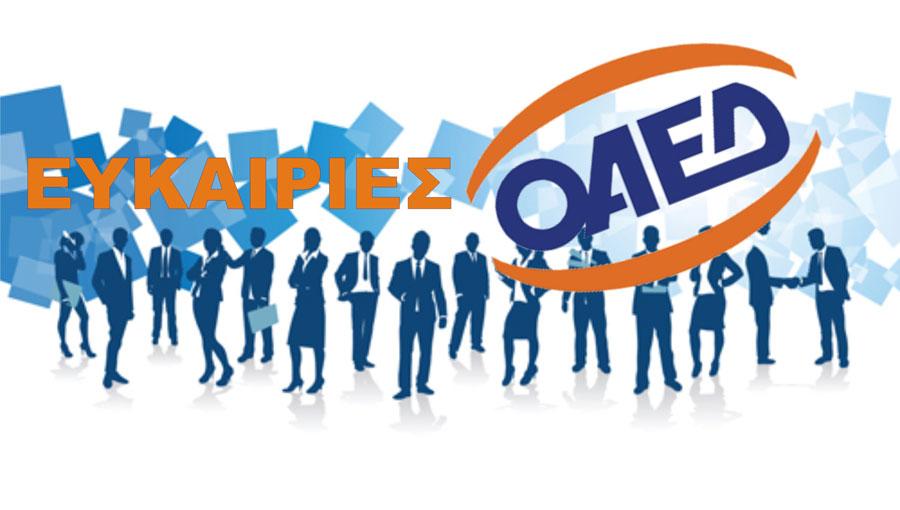 Όλα τα ανοιχτά προγράμματα του ΟΑΕΔ, με επιδότηση μισθού έως και 800 ευρώ το μήνα