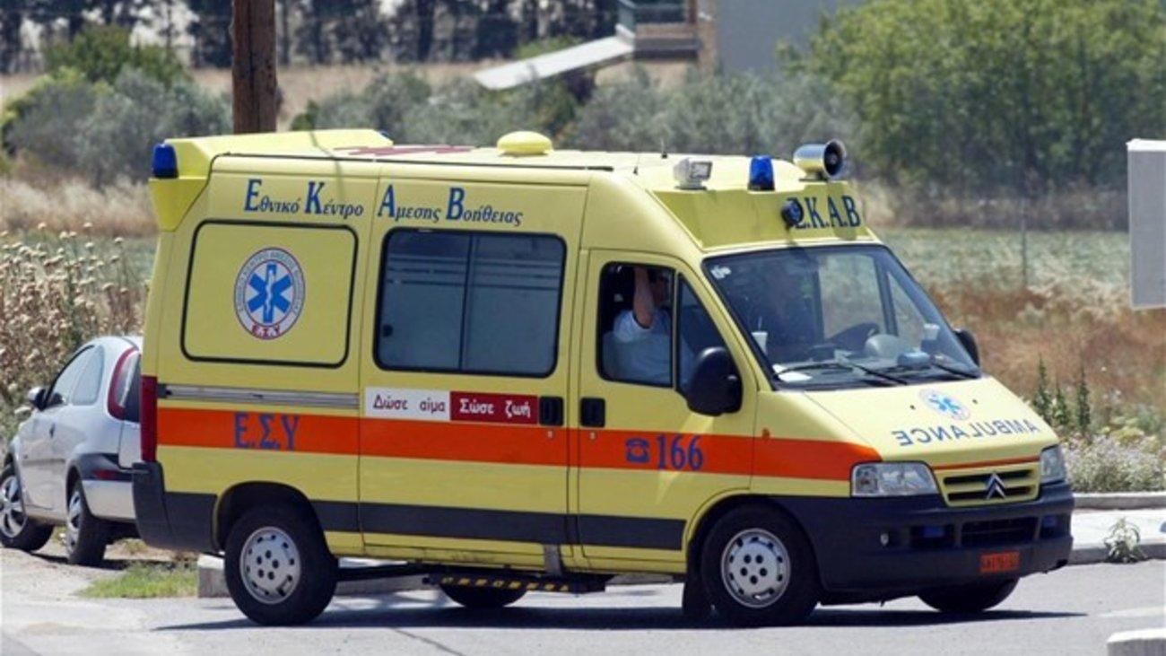 Νεκρή 69χρονη που παρασύρθηκε από όχημα