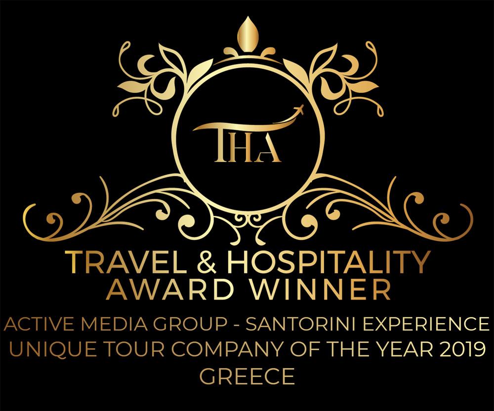 Διεθνής διάκριση για το Santorini Experience  e9eaccd6908